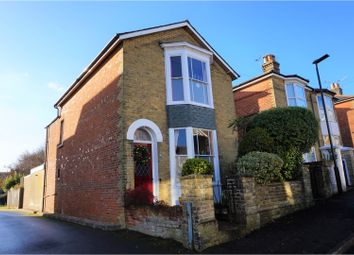 Thumbnail 3 bed detached house for sale in Winton Street, Ryde