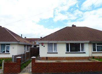 Thumbnail 2 bed bungalow to rent in Goodwood Road, Gosport