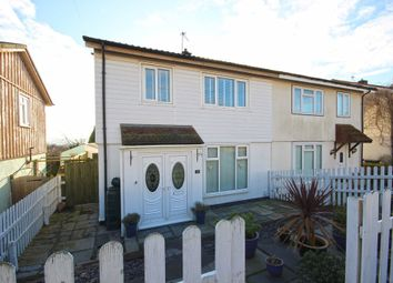Thumbnail 3 bed semi-detached house for sale in Barfields Path, Loughton