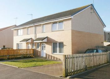 Thumbnail 2 bed semi-detached house for sale in Bluebell Gardens, Ardrossan