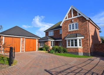 4 bed detached house for sale in Memorial Road, Allestree, Derby DE22