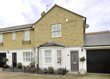 Thumbnail 2 bed end terrace house for sale in Dells Close, Teddington