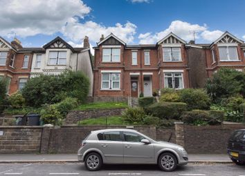 Thumbnail 3 bed semi-detached house for sale in Folkestone Road, Dover