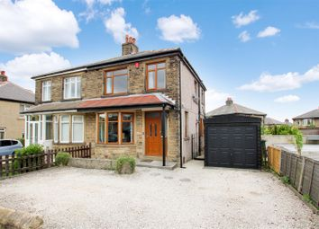 Thumbnail 3 bed semi-detached house for sale in Kenmore Crescent, Bradford