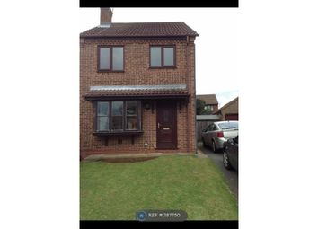 Thumbnail 3 bed detached house to rent in Coventry Close, Grantham