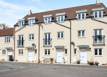 Thumbnail 4 bed terraced house for sale in Morse Road, Norton Fitzwarren, Taunton
