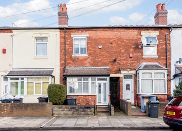 Thumbnail 2 bedroom terraced house for sale in Cornwall Road, Birmingham, West Midlands
