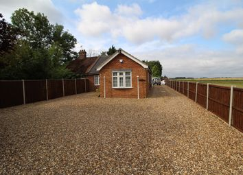 Thumbnail 3 bed semi-detached bungalow for sale in Lynn Road, Setchey, King's Lynn