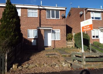 Thumbnail 1 bed semi-detached house to rent in Fleming Way, Rotherham