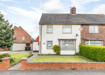 Thumbnail 3 bed semi-detached house for sale in Hereford Avenue, Newcastle Under Lyme, Staffordshire