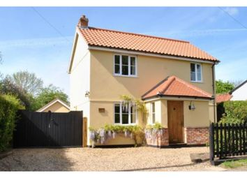 Thumbnail 3 bed detached house for sale in Queen Street, Wymondham