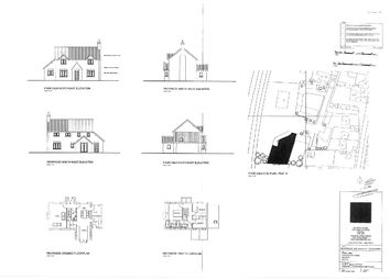 Thumbnail 3 bed detached house for sale in Old Bell Lane, Carlton-On-Trent, Newark