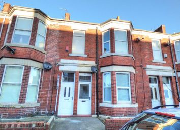 Thumbnail 4 bed flat for sale in Simonside Terrace, Heaton, Newcastle Upon Tyne