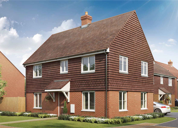 """The Trusdale - Plot 120"" at Stoke Road, Hoo, Rochester ME3. 4 bed detached house for sale"
