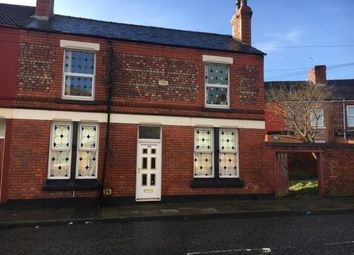 Thumbnail 2 bedroom end terrace house for sale in 863 Corporation Road, Birkenhead, Merseyside