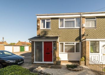 Thumbnail 3 bed end terrace house for sale in Sommerville Close, Faversham