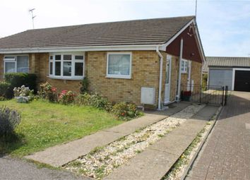 Thumbnail 2 bed semi-detached bungalow to rent in Colthorpe Road, Clacton-On-Sea