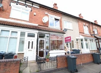 Thumbnail 2 bed terraced house for sale in Tintern Road, Witton, West Midlands