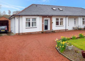 Thumbnail 3 bed semi-detached bungalow for sale in Ballochmyle Street, Catrine, Mauchline