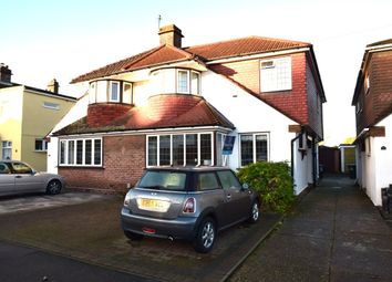 Thumbnail 5 bed semi-detached house for sale in Devonshire Avenue, Dartford