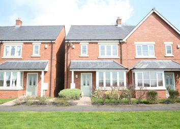 Thumbnail 2 bed semi-detached house for sale in Tamworth Road, Wood End, Atherstone