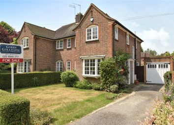Thumbnail 3 bed semi-detached house for sale in Hallam Gardens, Pinner, Middlesex