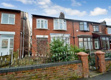 Thumbnail 3 bed semi-detached house for sale in Avondale Road, Cheadle Heath, Stockport, Cheshire