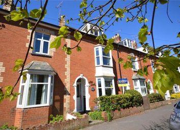 Thumbnail 3 bed terraced house for sale in Riverside Terrace, Riverside, Sidmouth, Devon