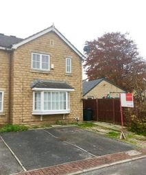 Thumbnail 3 bed end terrace house for sale in Mill Avenue, Huddersfield, West Yorkshire