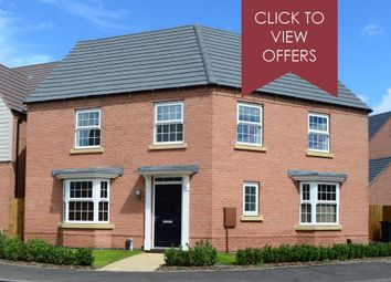 "Thumbnail 4 bed detached house for sale in ""Ashtree"" at The Parade, Oadby, Leicester"