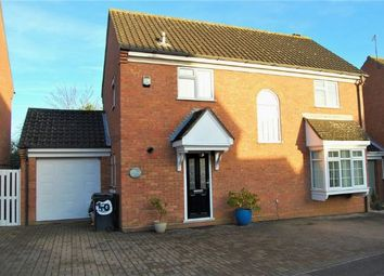 Thumbnail 4 bed detached house for sale in Princess Close, Abington Vale, Northampton