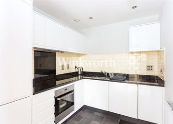 Thumbnail 2 bed flat to rent in Beuth House, 3 Swannell Way, London