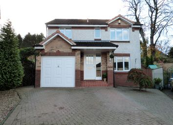 Thumbnail 4 bed detached house for sale in Mitchel Court, Springbank Gardens, East Kilbride