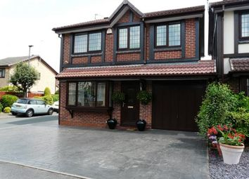 Thumbnail 4 bedroom detached house for sale in Stocker Avenue, Alvaston, Derby, Derbyshire