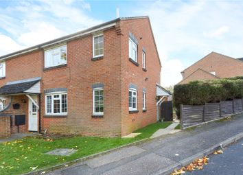Thumbnail 1 bed end terrace house for sale in Hunting Gate Drive, Chessington, Surrey