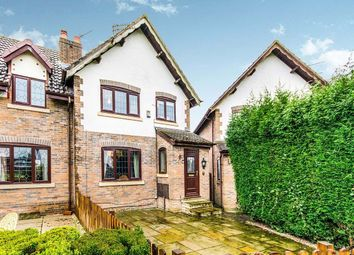 Thumbnail 3 bed semi-detached house for sale in Boundary Green, Denton, Manchester