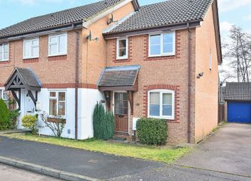 Thumbnail 2 bed end terrace house for sale in Manorfields, Bewbush Manor, Crawley