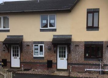 Thumbnail 2 bed terraced house to rent in Coleridge Crescent, Killay, Swansea