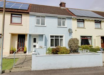 Thumbnail 3 bed terraced house for sale in 7 Bruce Avenue, Comber, Newtownards