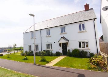 Thumbnail 3 bed end terrace house for sale in Strawberry Fields, North Tawton