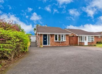 Thumbnail 2 bed detached bungalow for sale in Redbrook Close, Heath Hayes, Cannock