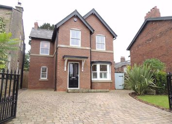 Thumbnail 4 bed detached house for sale in Church Lane, Marple, Stockport