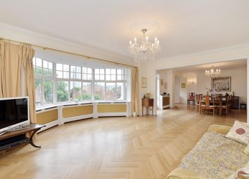 Thumbnail 4 bed flat to rent in Eton Court, Hampstead NW3, London,