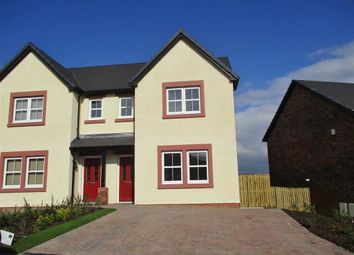 Thumbnail 3 bed semi-detached house to rent in Clarendon Drive, Whitehaven