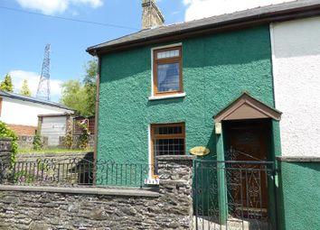 Thumbnail 2 bed semi-detached house for sale in Mountain Road, Bedwas, Caerphilly