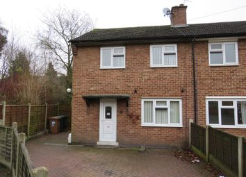 Thumbnail 2 bed semi-detached house for sale in Davis Road, Swadlincote