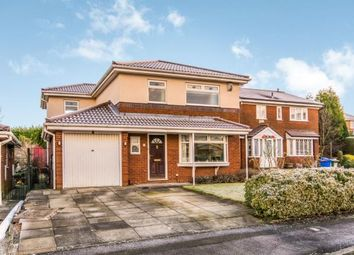 Thumbnail 5 bedroom detached house for sale in Lime Close, Richmond Park, Dukinfield