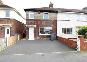 Thumbnail 3 bed end terrace house for sale in Edgeway Road, South Shore, Blackpool