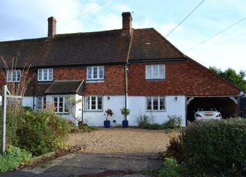 Thumbnail 3 bed cottage for sale in Addlestead Road, East Peckham, Tonbridge