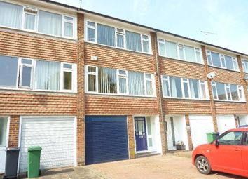 Thumbnail 3 bed town house to rent in Stirling Close, Banstead